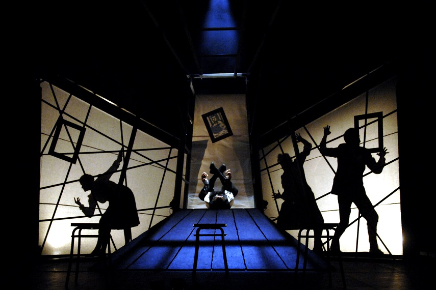 Metamorphosis: Philip Engleheart Theatre Design Set and